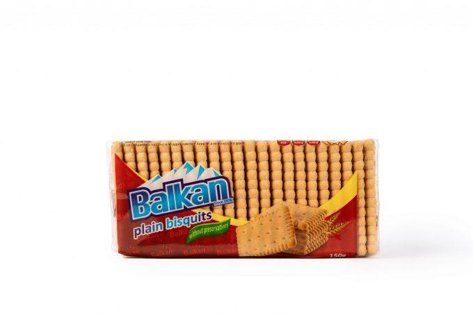 Обикновени бисквити Балкан